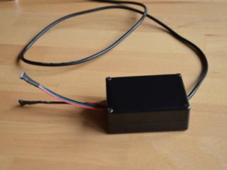 ESP8266 (als NodeMCU) in einer Strapubox