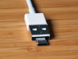 USB Stecker mit Adapter auf Micro USB