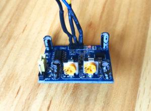 PIR Sensor mit Jumper und Potis