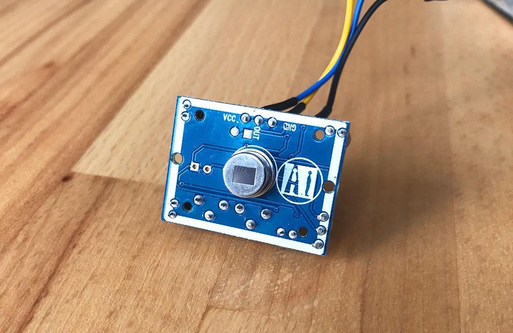 Passive Infrared Sensor Raspberry Pi GPIO